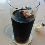 壱番館 - アイスコーヒー♪