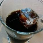壱番館 - アイスコーヒーアップ♪