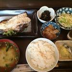 37534366 - ランチ:アコウダイ粕漬定食