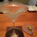 Bar OBA - ドライなマティーニ。