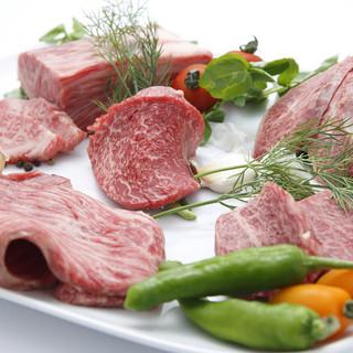 【厳選】希少部位や赤身肉