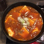 太威 - 2015/05/02 四川風マーボー麺 800円