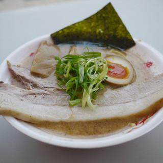 ラーメン いっとうや - 料理写真:かさね醤油~☆