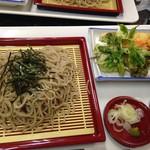 うたや - 料理写真:天ぷらそば