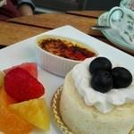 桜ガーデン - おいしいケーキと珈琲まったりタイム☆