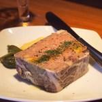 UOKIN PICCOLO - 豚肉と鶏レバーのパテ・ド・カンパーニュ