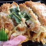 イオンスーパーセンター - 料理写真:ロースカツ弁当