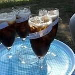 とき川の小物屋さん - 水だしアイスコーヒー¥400×4