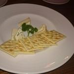 バー アトリエ - チーズの盛り合わせ