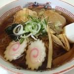 うのき食堂 - 肉中華 600円