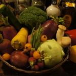 アーバーズカフェ - 産地直送野菜