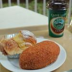 関口フランスパン - 人気ナンバーワンのカレーパンと、美味しいシュークリーム