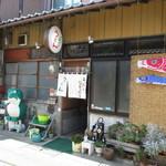 勢野うどん - 2015年5月2日訪問