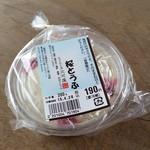 とうふ工房三河屋 - 「桜とうふ (190円)」