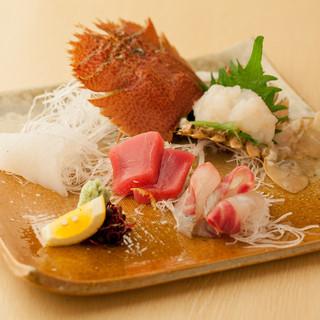 九州、豊後水道の海の恵みをご堪能あれ