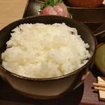 北海道はでっかい道 オホーツクの恵み 湧別町 - ゆめぴりかのご飯ですね~