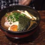 吉山商店 - 濃厚魚介焙煎ごまみそ