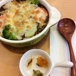 Curry&Cafe香炉里 - 焼きカレー☆