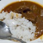 にくがとう - テールスープで煮込んだ特製ハヤシライス【2015年4月】
