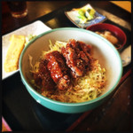 桜鍋 吉し多 - ソースカツ丼