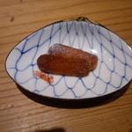 りん - 真鯛子のカラスミ