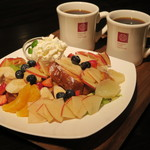 NIHONBASHI CAFEST - ブリオッシュフレンチトーストスペシャル