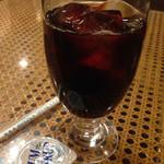 プチレストラン ぱーとな - アイスコーヒー