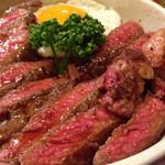 プチレストラン ぱーとな - ステーキアップ
