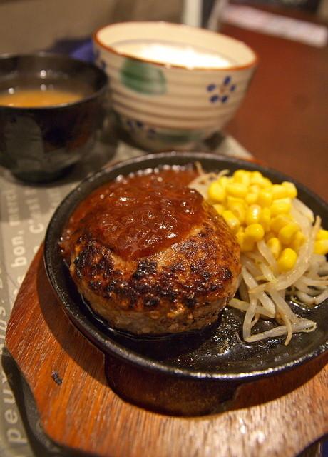 ICHIYA - 国産ハンバーグ シングル