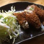 あゆ - アスパラチーズ豚肉巻