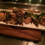 こころう - 鮭のマヨネーズ焼