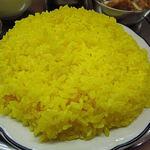 37557031 - サフラン・ライス、見事な黄色
