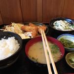 呑喰処 縁 - この日の日替わりは魚フライでした!