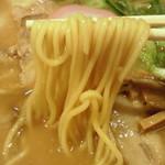 37558019 - 自家製の細ストレート麺