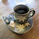 山小屋 佐藤 - ホットコーヒー2015.05.02