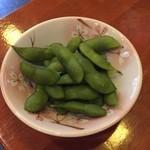 八十八 - お通しの枝豆