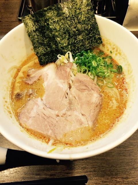 ありがた屋 - 和風担々麺