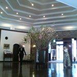 ヴェル・ボワ - ホテル フロント