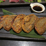 魚介料理 海 - 黒はんぺん