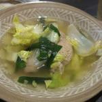 魚介料理 海 - もつ煮