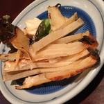 小料理荒井 - えいひれ(300円+税)2015年4月