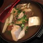 小料理荒井 - あら煮(350円+税)2015年4月