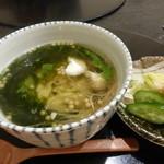 宝仙香 - \4000コース(お食事:鯛茶)