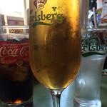ハングリーズ - ビールは別料金