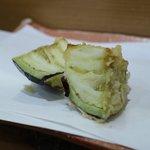 ふく西 - 水ナス