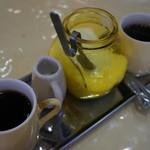 中華飯店 大一樓 - 食後にサービスでいただける淹れたてコーヒー