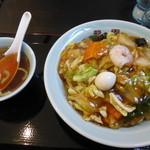 中華料理龍園 - 料理写真:<'15/05/03>五目焼そば