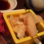 醸し屋 素郎slow - この日は、つぶ貝が美味しかった
