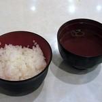 麺屋 成 - 追い飯