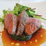 リストランテ ウミリア - メイン 肉料理